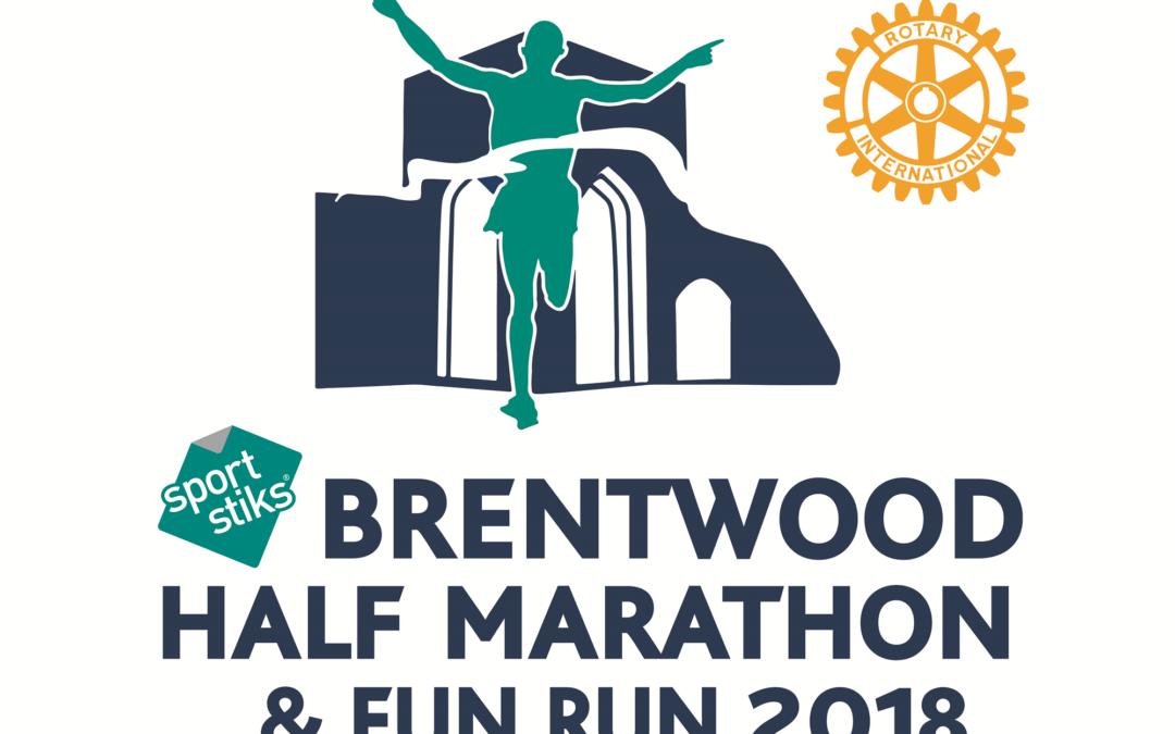 Sportstiks Brentwood Half Marathon 2018