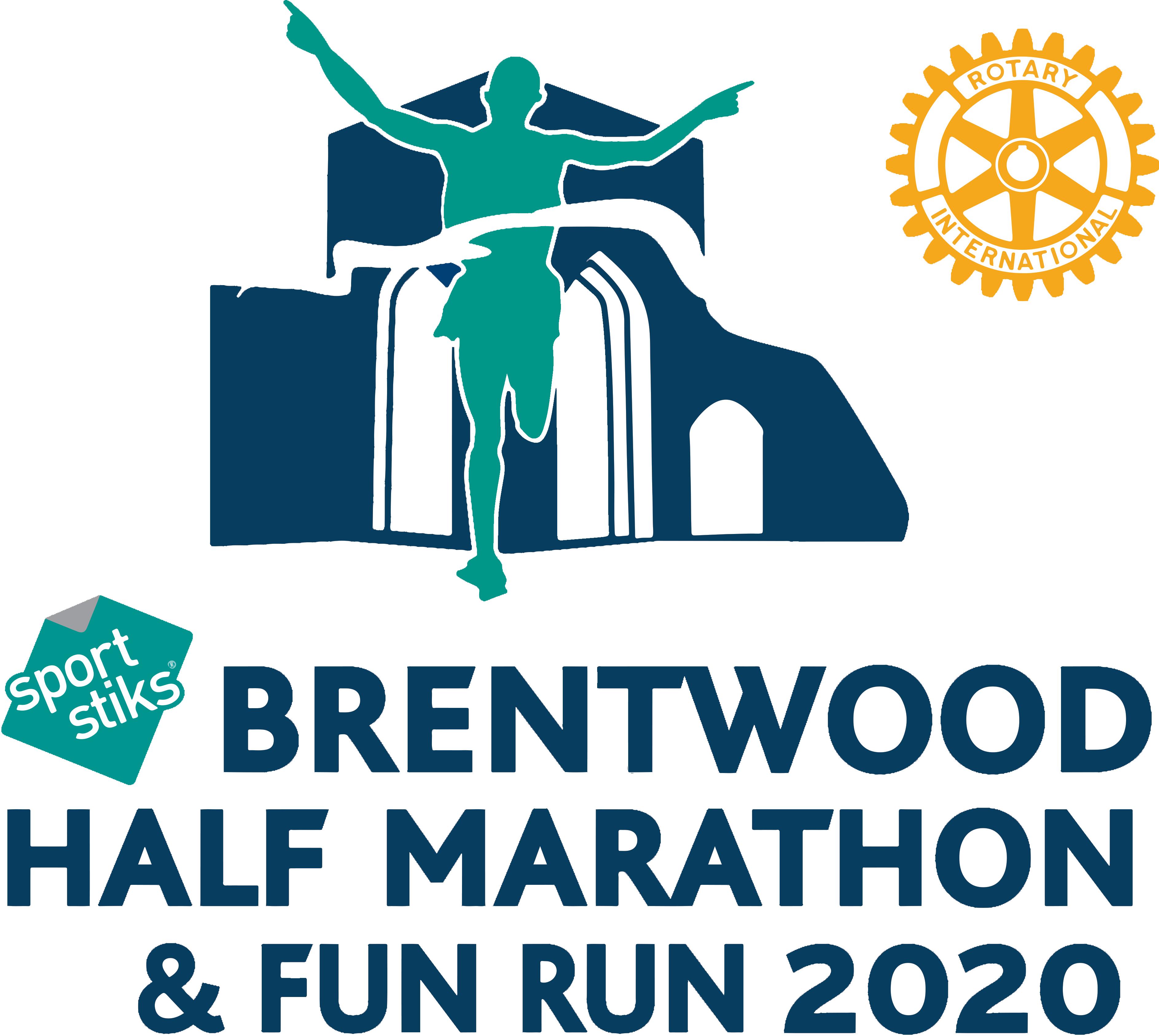 Brentwood Half Marathon Logo