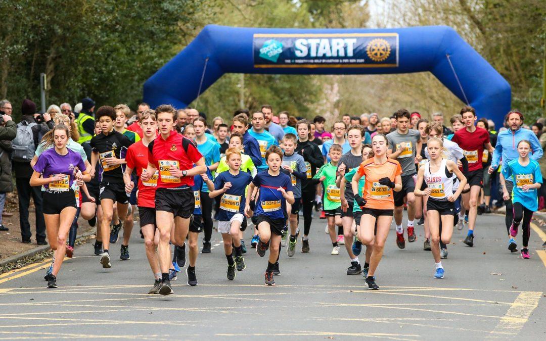 Sportstiks Brentwood Half Marathon 2020